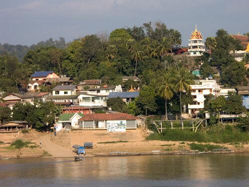 Houayxay Laos  city images : ... houayxay ou houei sai est la capitale de la province de bokeo au laos