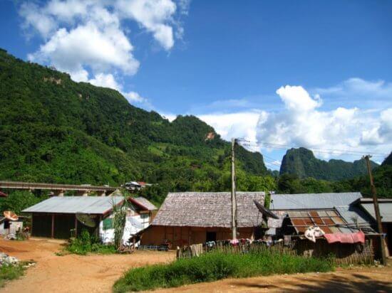 Oudomxay Laos  city photos gallery : Oudomxay | Laos Voyage