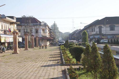 Thakhek  laos ville