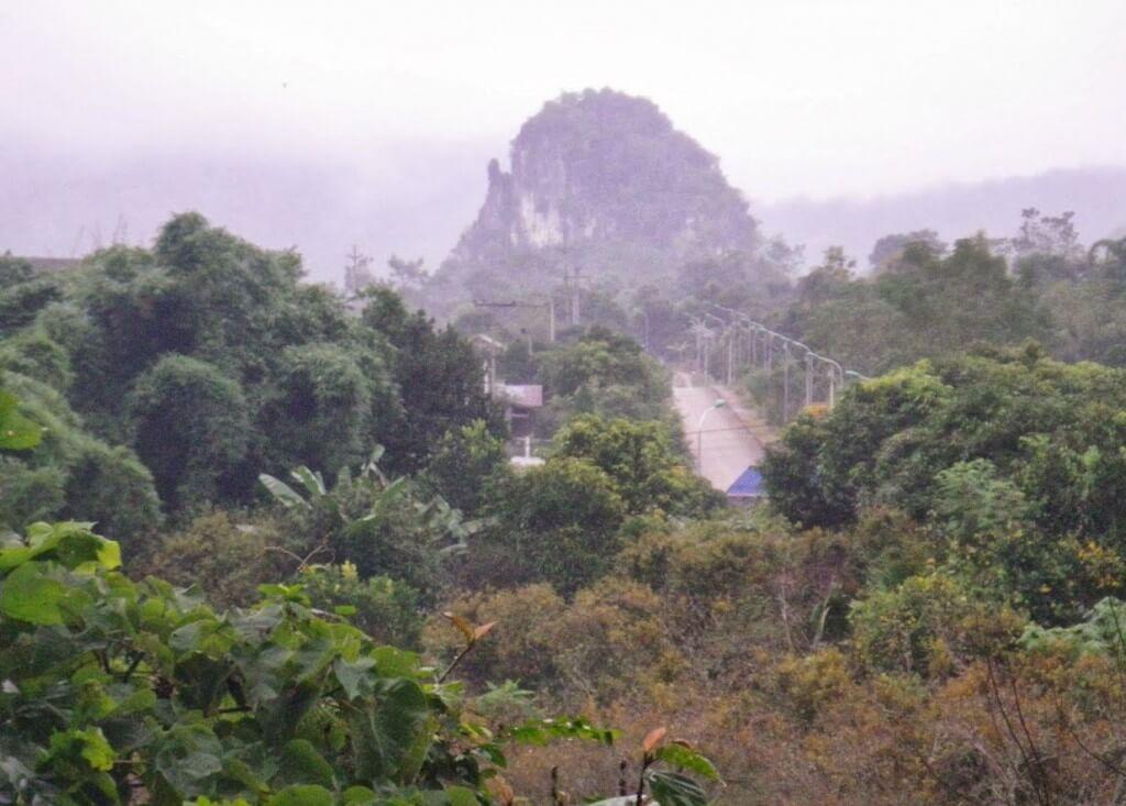 Vieng Xai lao