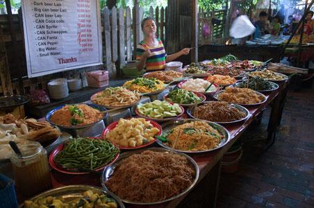 cuisine laos