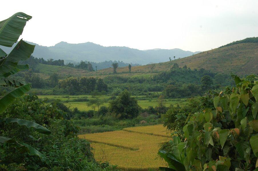 Découvrez la ville de Muang Long dans le nord du Laos